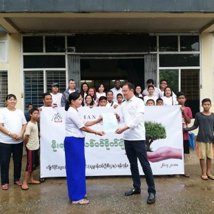 "Hayman Capital celebrated ""First time monsoon plantation fun…"