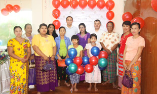 Hayman Capital expands its next branch in Pyay