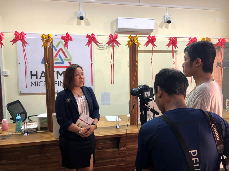 Hayman Microfinance Expands Its 20th Branch In Nyaungdon